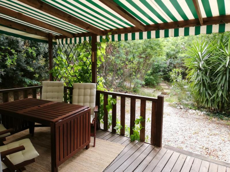 Location vacances Gassin -  Insolite - 6 personnes - Jardin - Photo N° 1