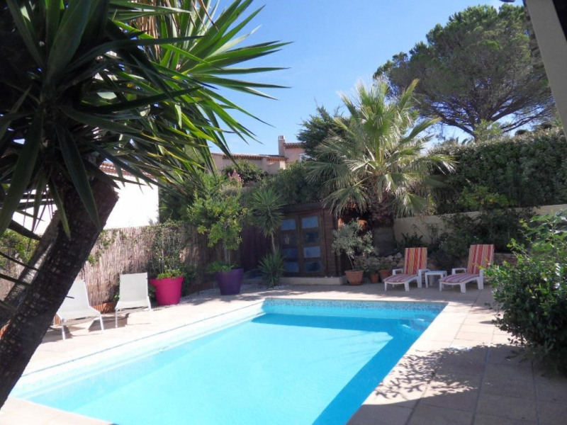 Holiday rentals Fréjus - Apartment - 2 persons - Garden - Photo N° 1