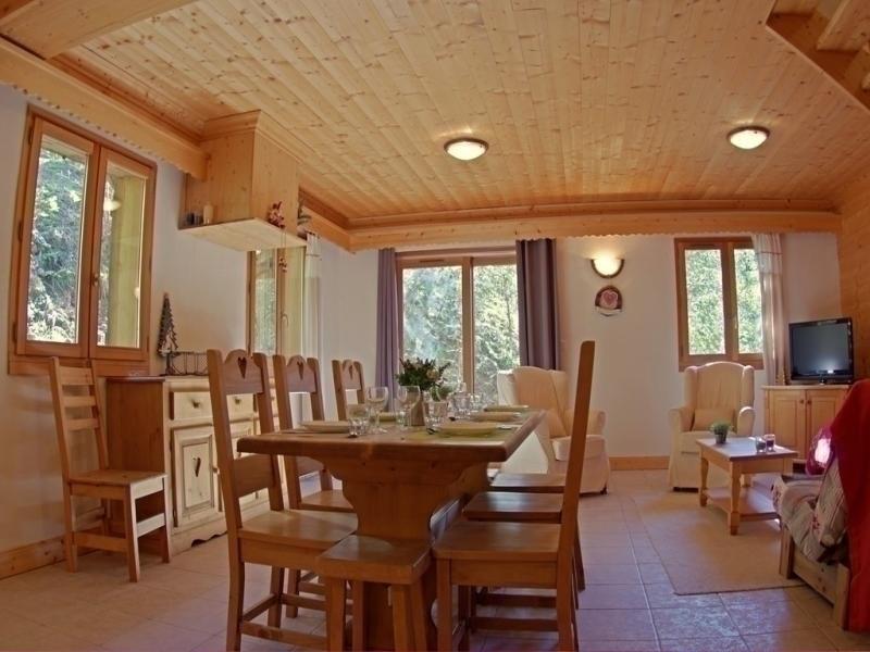 Location vacances Les Avanchers-Valmorel -  Maison - 9 personnes - Télévision - Photo N° 1