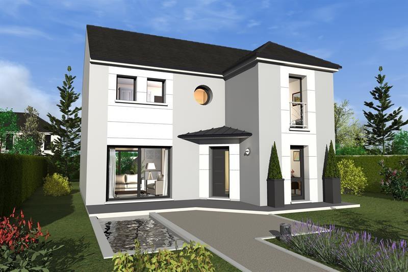 """Modèle de maison  """"Trocadero 123"""" à partir de 5 pièces Seine-et-Marne par MAISONS BERVAL – DIRECTION COMMERCIALE"""