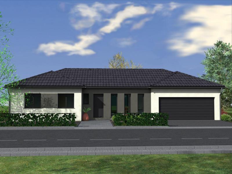 Maison  2 pièces + Terrain 1 m² Berthelming par KEVAL CONSTRUCTION