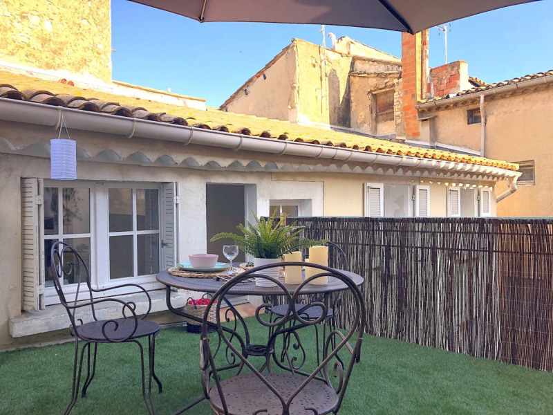 Location vacances Narbonne -  Appartement - 2 personnes -  - Photo N° 1