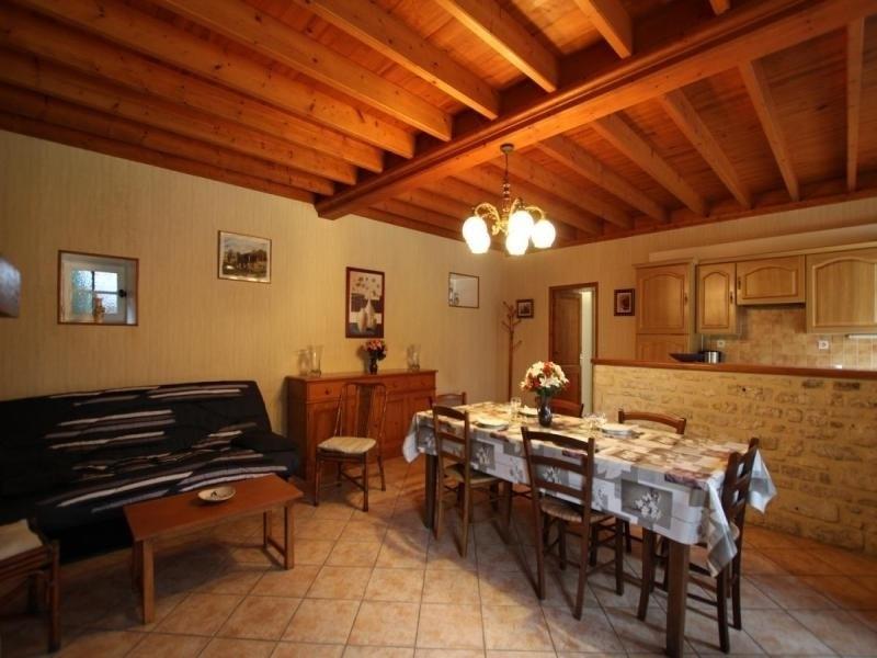 Location vacances Morville -  Maison - 4 personnes - Barbecue - Photo N° 1