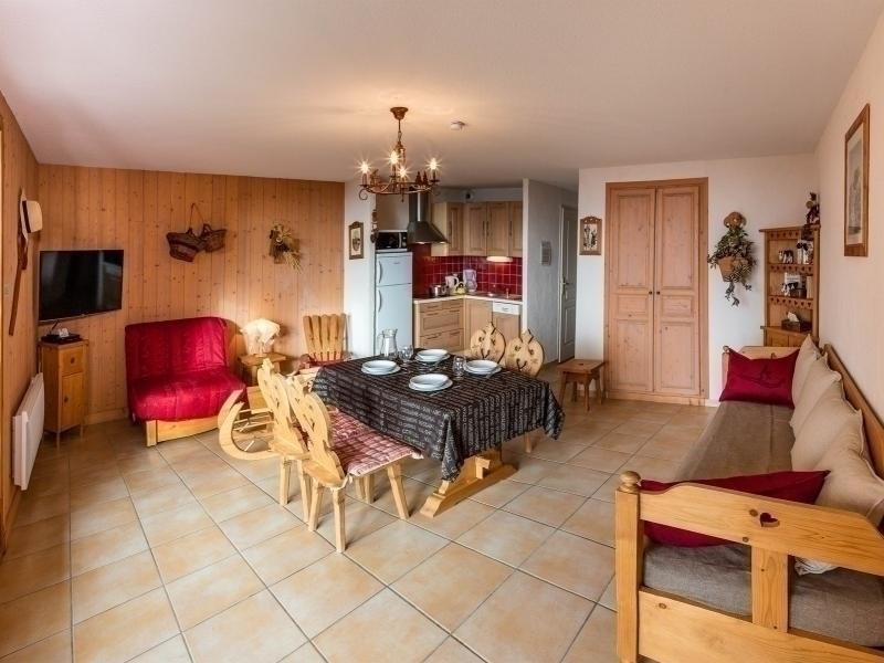 Location vacances Saint-Michel-de-Chaillol -  Appartement - 5 personnes - Télévision - Photo N° 1