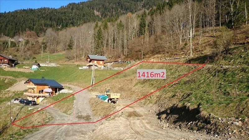 Vente Terrain constructible 1416m² Cohennoz