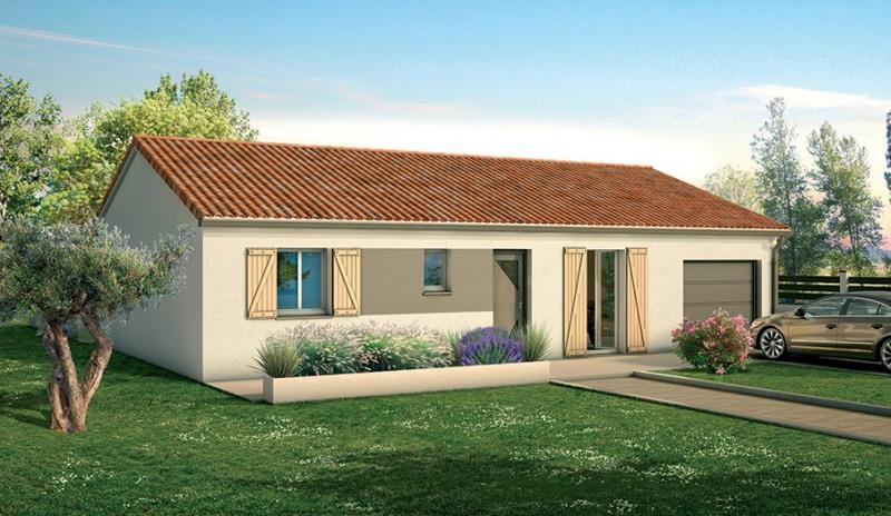 Maison  4 pièces + Terrain 300 m² Servian par DEMEURES D'OCCITANIE BEZIERS