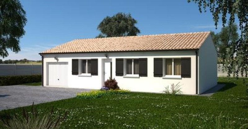 Maison  4 pièces + Terrain 847 m² Meilleraye-de-Bretagne par PRIMEA LOIRE ATLANTIQUE