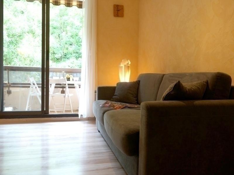 Location vacances Bagnères-de-Luchon -  Appartement - 4 personnes - Télévision - Photo N° 1
