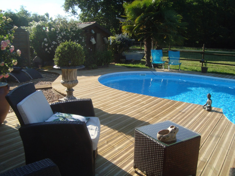 Location vacances Mouliherne -  Gite - 4 personnes - Barbecue - Photo N° 1