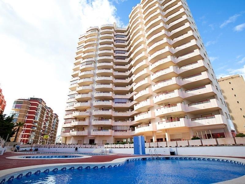 Location vacances Calp -  Appartement - 2 personnes - Télévision - Photo N° 1