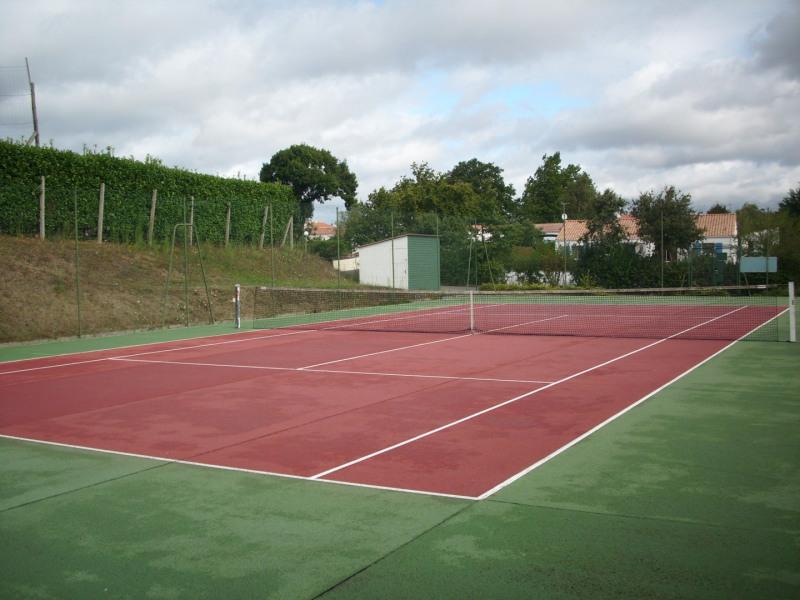 tennis village vacances les rivières