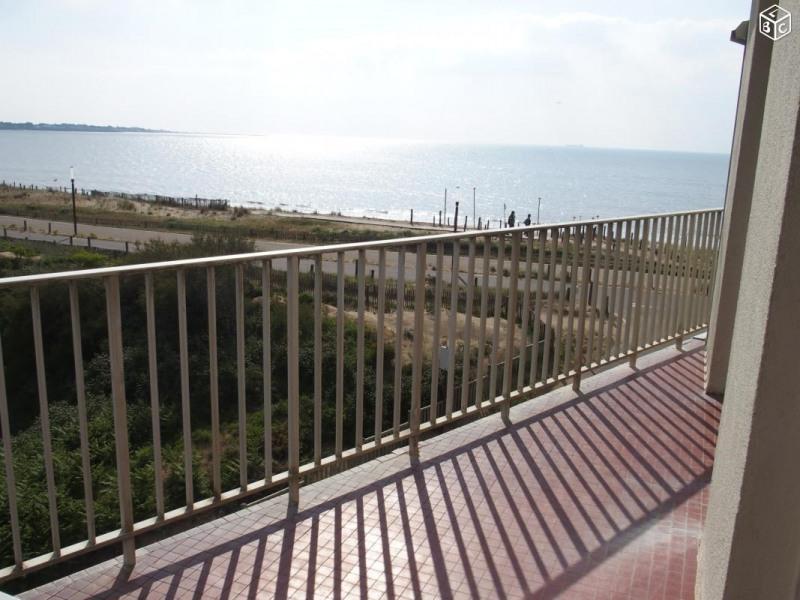 Grand appartement vue mer avec terrasse