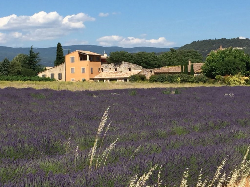 Location vacances Roussillon -  Maison - 8 personnes - Barbecue - Photo N° 1