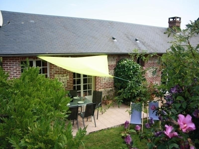 Location vacances Gerponville -  Maison - 4 personnes - Barbecue - Photo N° 1