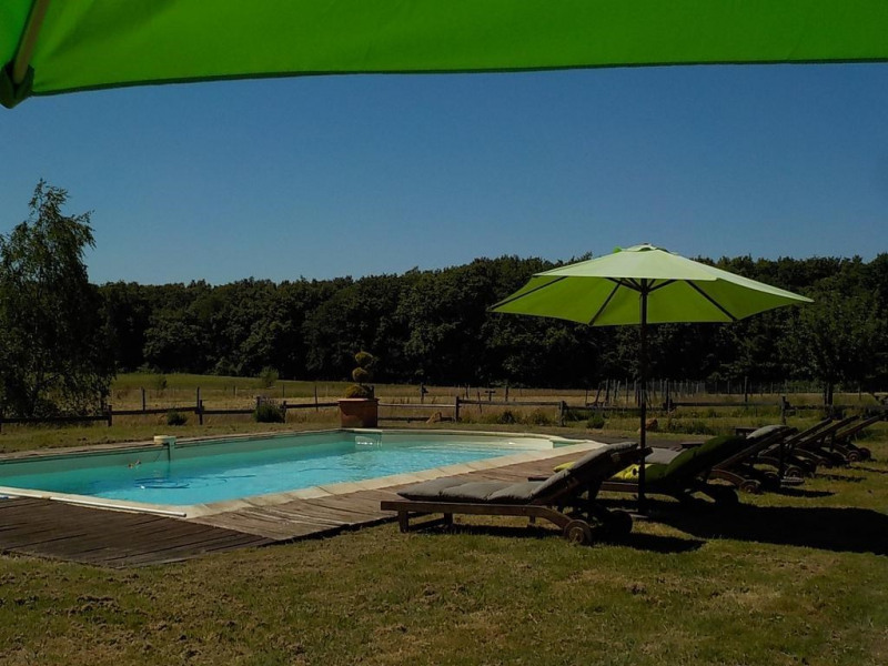 pour 4 pers. avec piscine, Lignac