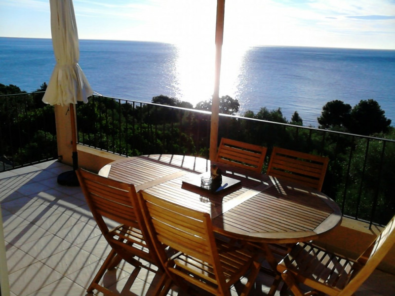 Location vacances Zonza -  Appartement - 6 personnes - Barbecue - Photo N° 1