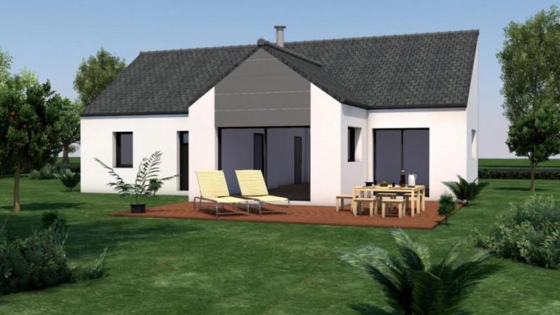 Maison  4 pièces + Terrain 323 m² Chapelle-des-Marais par MORTIER CONSTRUCTION GUERANDE