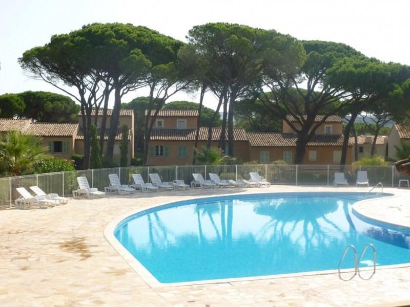 Maison T4 dans domaine avec piscine - Gassin golf.