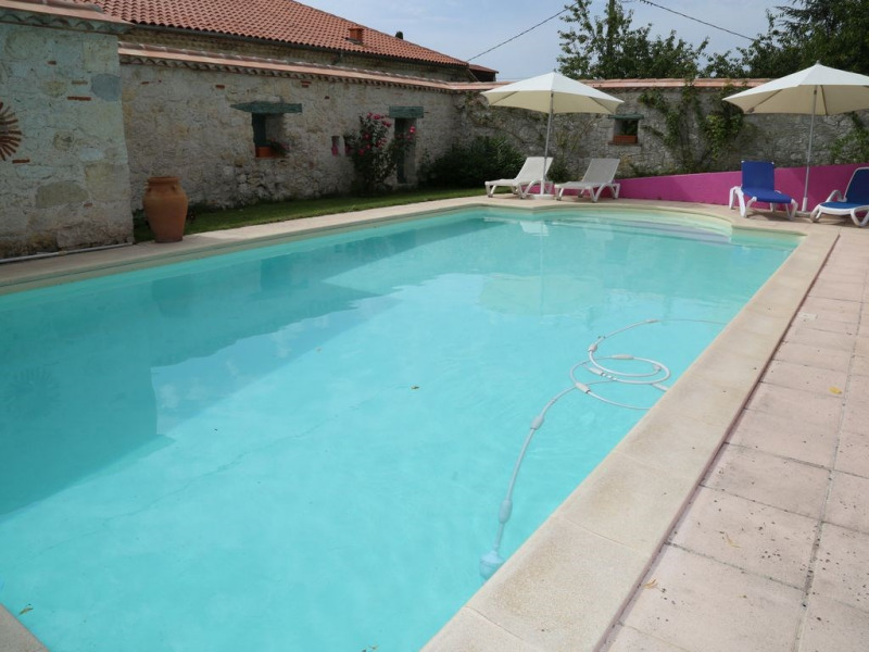 Location vacances Montpezat -  Maison - 6 personnes - Barbecue - Photo N° 1