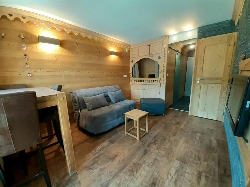 Location vacances La Plagne-Tarentaise -  Appartement - 2 personnes - Balcon - Photo N° 1