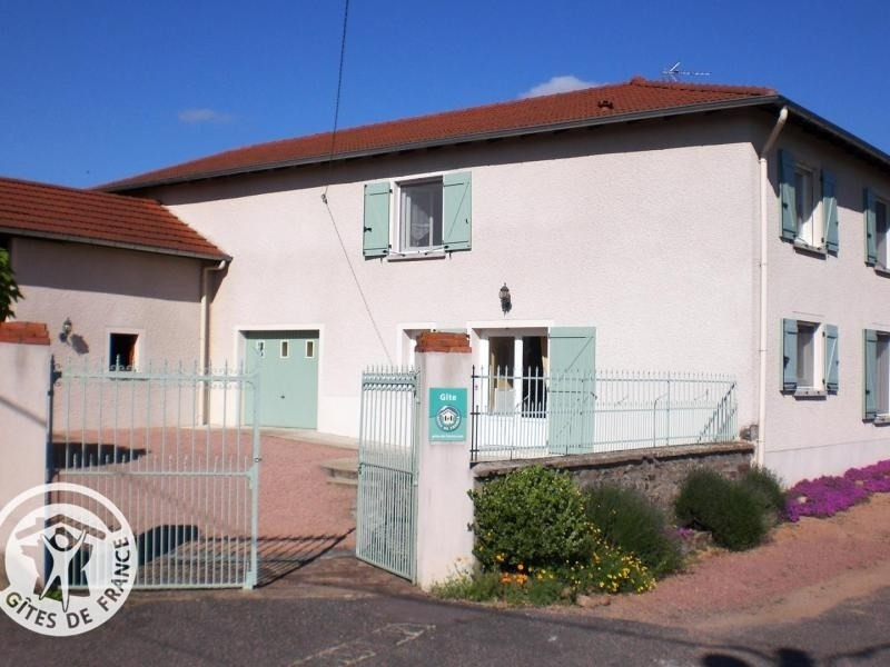 Location vacances Amions -  Maison - 6 personnes - Barbecue - Photo N° 1