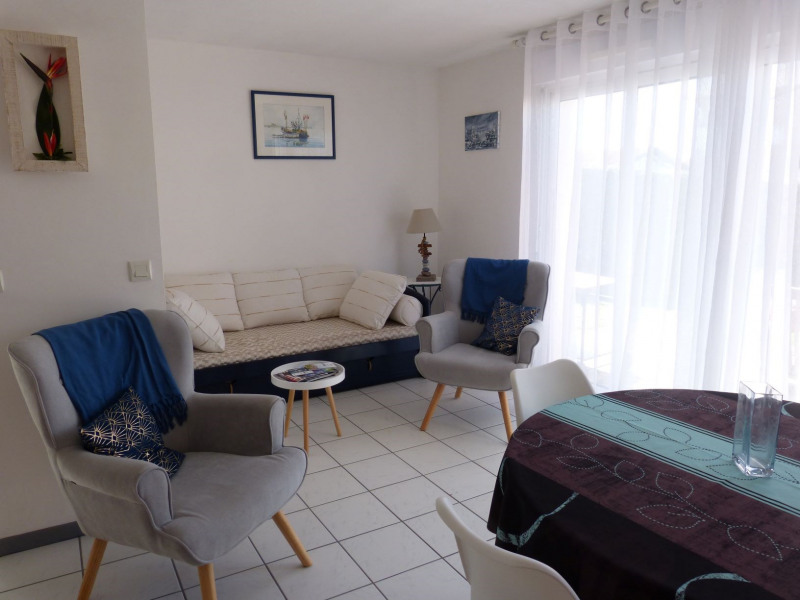 Location vacances Bidart -  Appartement - 3 personnes - Barbecue - Photo N° 1