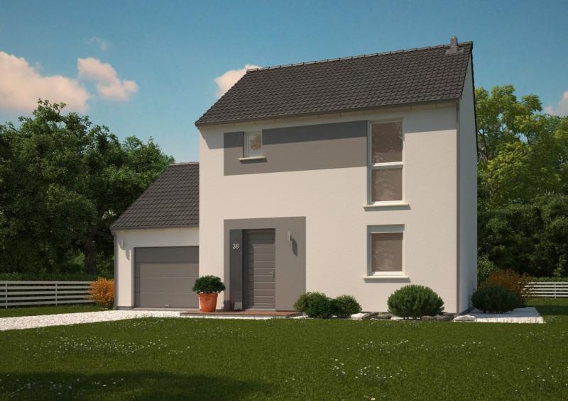 Maison  4 pièces + Terrain 160 m² Nanteuil-Lès-Meaux par Maisons Phénix Aulnay sous Bois