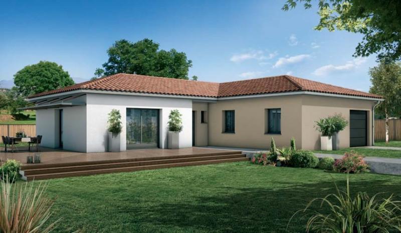 Maison  4 pièces + Terrain 1500 m² Monbrun par VILLAS ET MAISONS DE  FRANCE