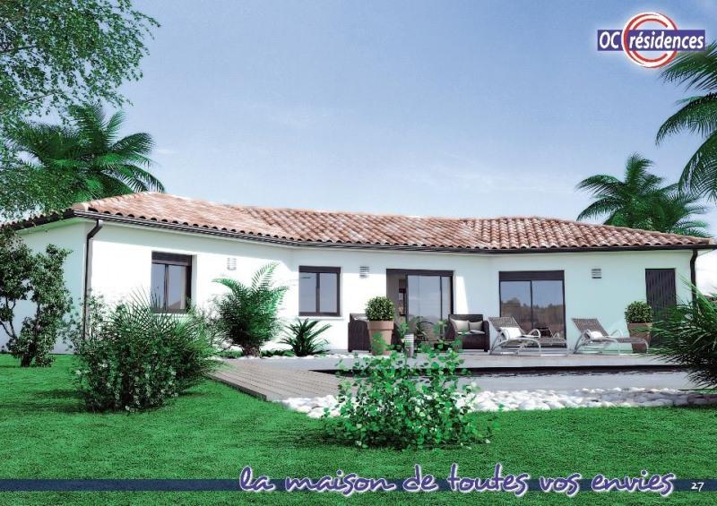 Maison  6 pièces + Terrain 743 m² Narbonne par OC RESIDENCES - NARBONNE