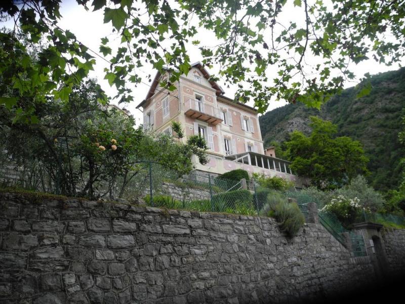 MERCANTOUR, Gîtes Villa le beau site à MOULINET 06380