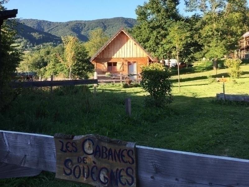 Location vacances Massat -  Maison - 4 personnes - Barbecue - Photo N° 1