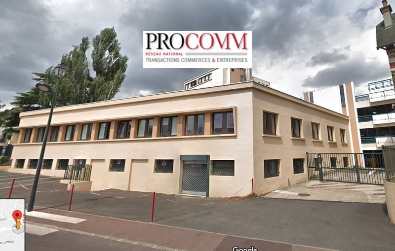 Vente Local commercial Fontenay-aux-Roses