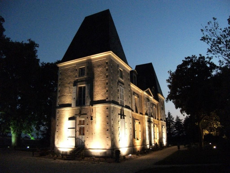 Château de Belle-Vue Puy du fou