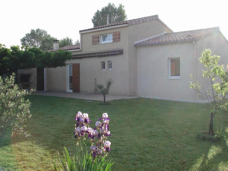 Location vacances Ruoms -  Maison - 4 personnes - Barbecue - Photo N° 1