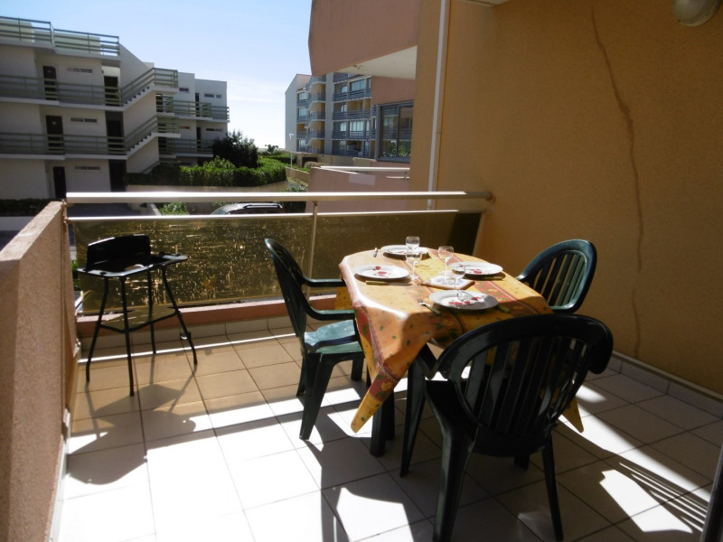 Location vacances Leucate -  Appartement - 5 personnes - Balcon - Photo N° 1