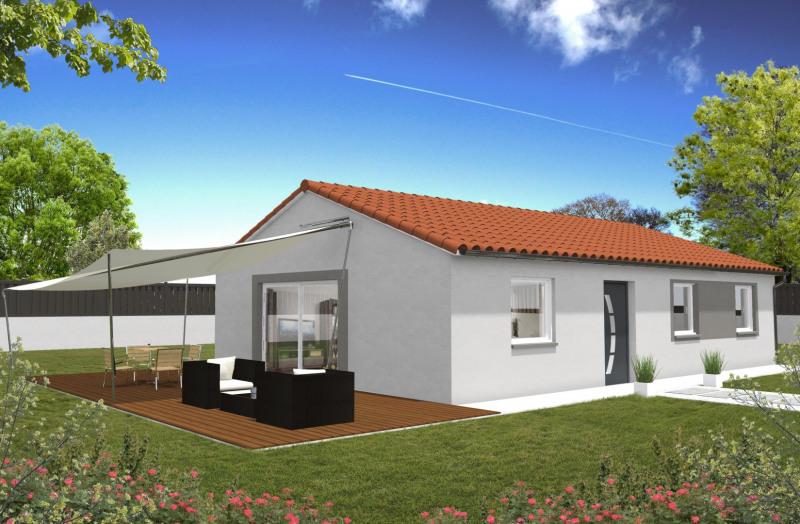 Maison  4 pièces + Terrain 831 m² Les Ancizes-Comps par MAISONS CLEDOR