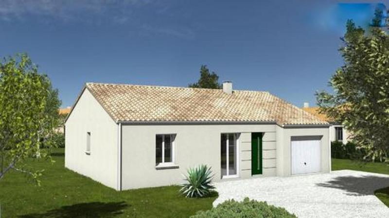 Maison  4 pièces + Terrain 375 m² Venansault par LOGIS DE VENDEE