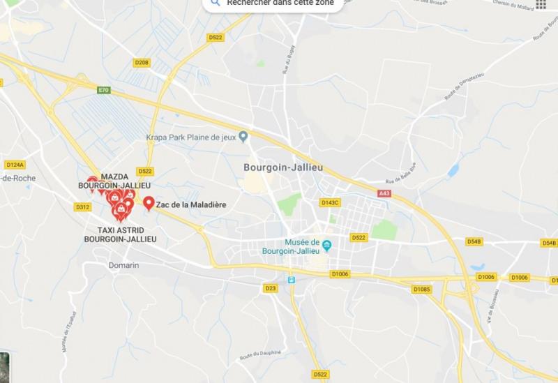 Location Local d'activités / Entrepôt Bourgoin-Jallieu