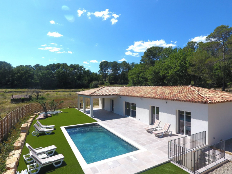 Location vacances Flayosc -  Maison - 8 personnes - Barbecue - Photo N° 1