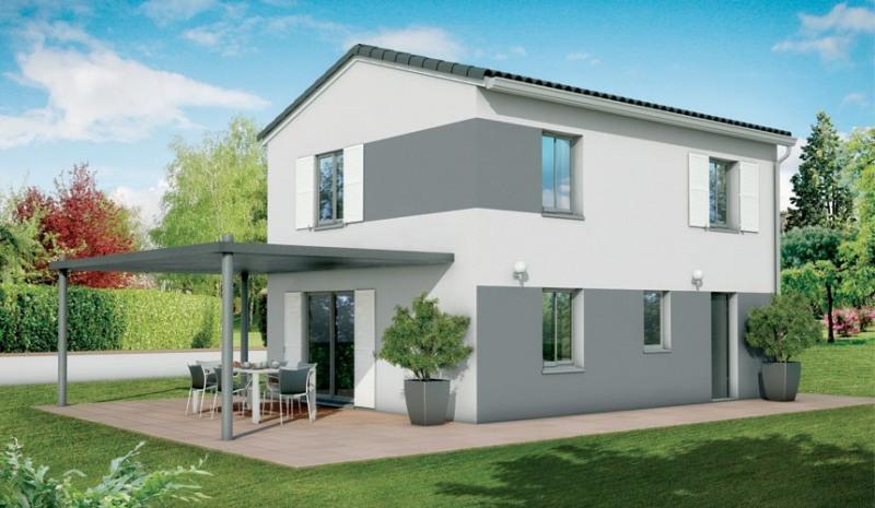 Maison  4 pièces + Terrain 350 m² Saint-Loubès par MAISONS SANEM