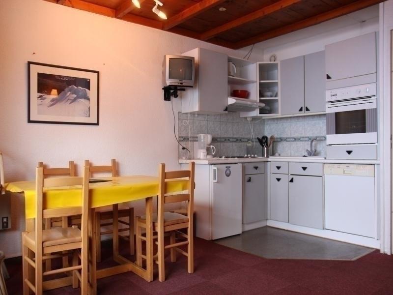 studio pour 4 personnes oriénté sud ouest résidence Lac Blanc