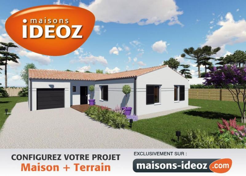 Maison  5 pièces + Terrain 1190 m² Saint-Laurent-d'Arce par MAISONS IDEOZ 33