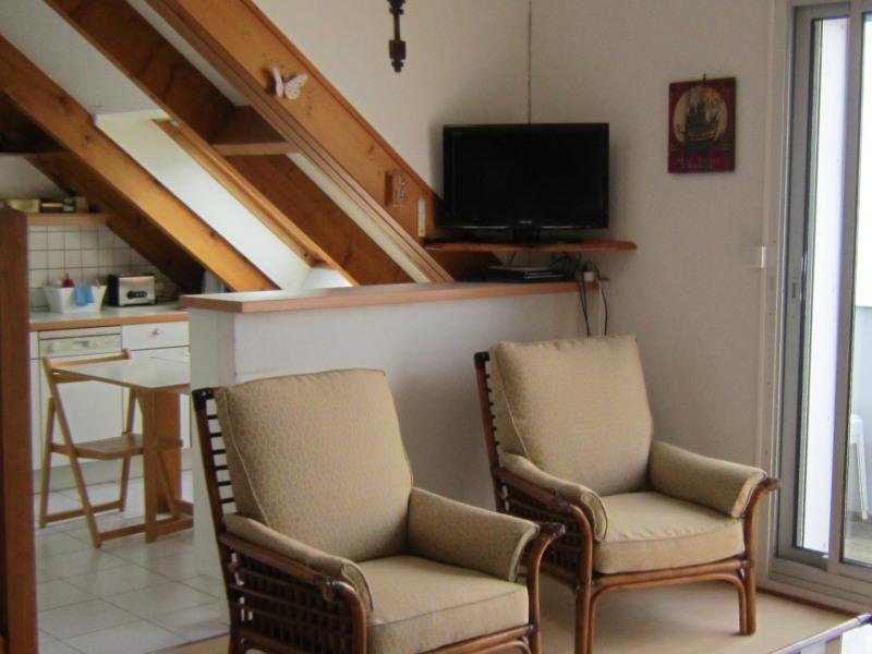 Alquileres de vacaciones Jullouville - Apartamento - 6 personas - Mueble de jardín - Foto N° 1