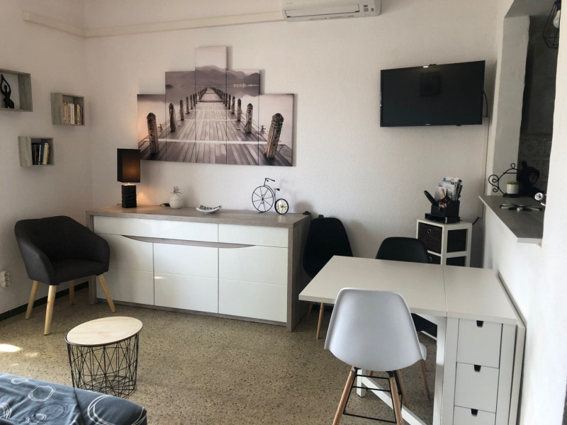 Nice 1 bedroom apartment for 2/5 people. A few minutes from the beach.