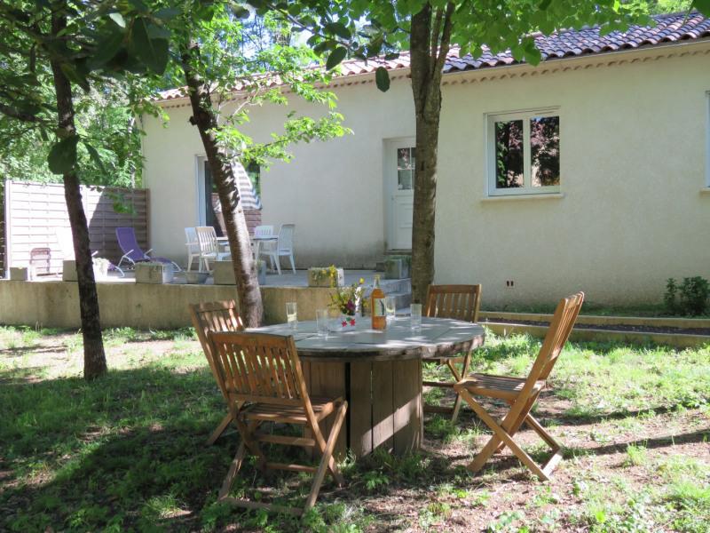 Location vacances Jaujac -  Gite - 5 personnes - Barbecue - Photo N° 1