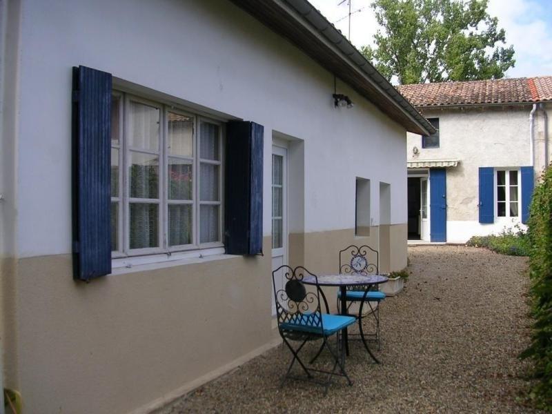 Location vacances Pujols-sur-Ciron -  Maison - 2 personnes - Barbecue - Photo N° 1