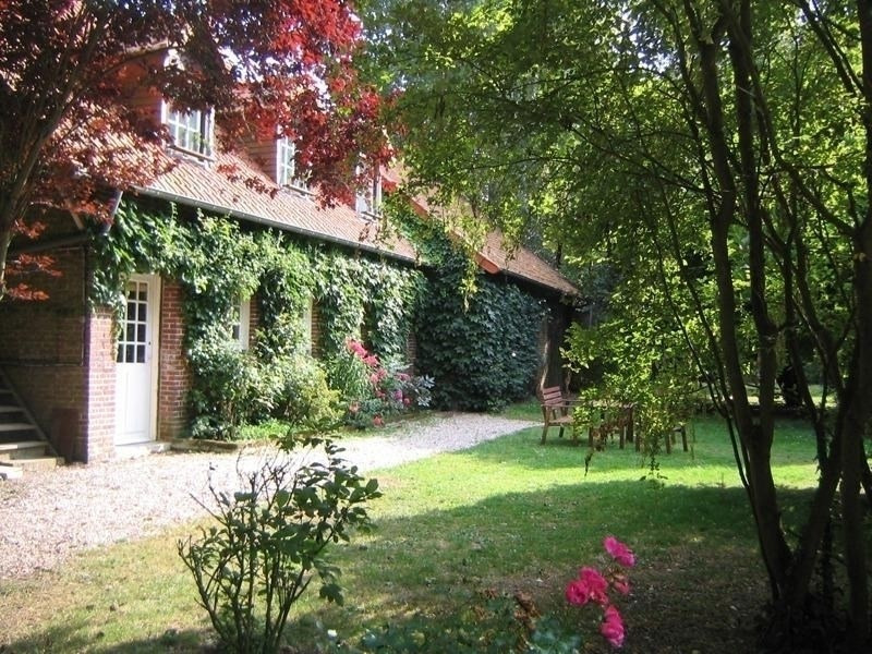 Location vacances Ambrumesnil -  Maison - 6 personnes - Barbecue - Photo N° 1