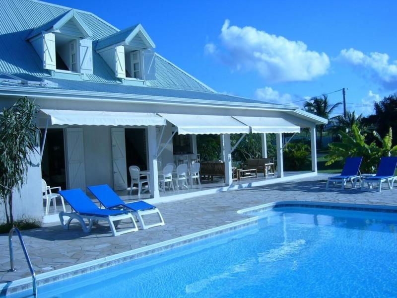 Maison pour 10 pers. avec piscine privée, Saint-François