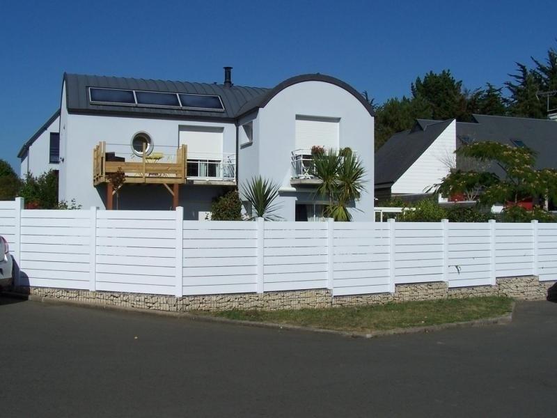 Location vacances Saint-Pair-sur-Mer -  Appartement - 4 personnes - Jardin - Photo N° 1