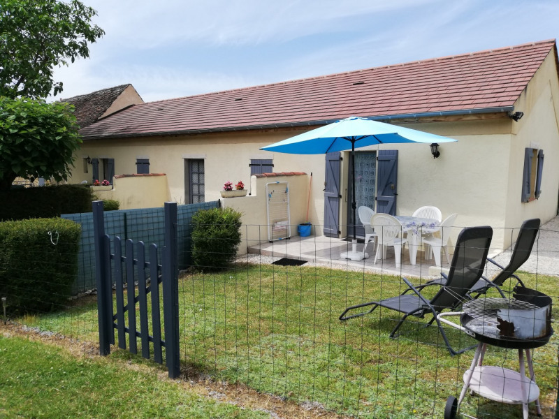 Ferienwohnungen Nadaillac-de-Rouge - Haus - 4 Personen - Grill - Foto Nr. 1